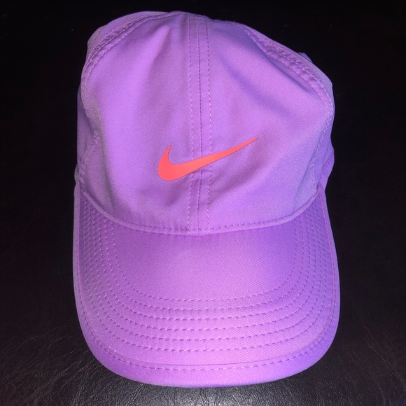 Nike Accessories - PURPLE NIKE HAT